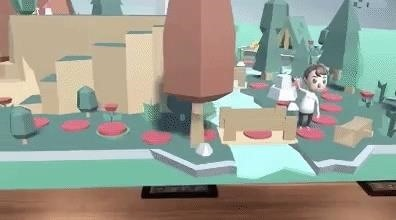 Latest version of the Unity Lays Foundation for the project MARS Augmented Reality Development Tool in 2019