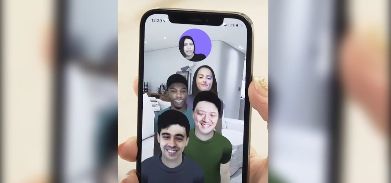 Spatial Launches Tele iPhone App for Casual, Avatar-Based Chats in Augmented Reality