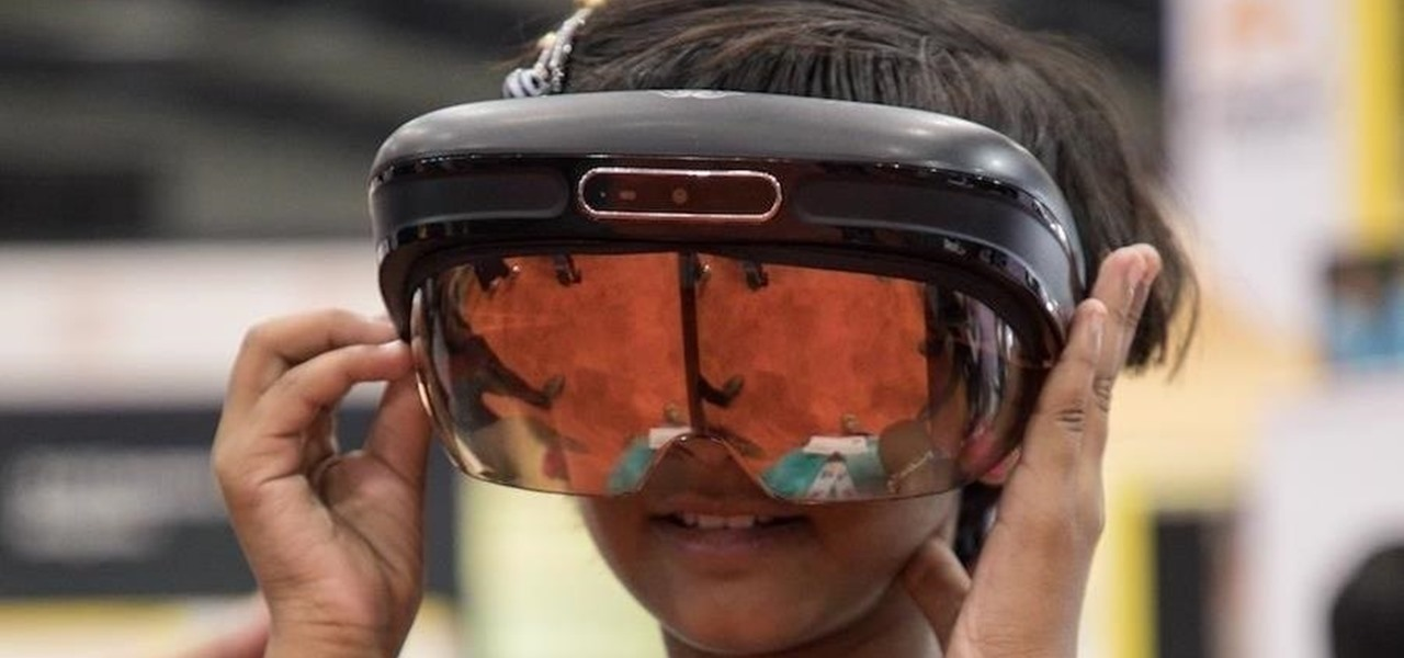 Dimension NXG's New Headset Brings Rural Indian Schools into the Future of Augmented Reality