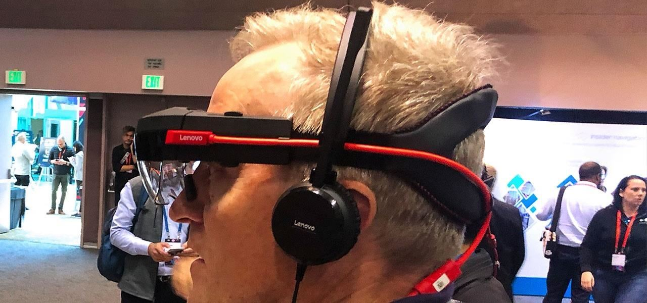Market Reality: Lenovo misses the target, Vuzix targets the security market and 8th Wall & Blippar capitalized web-based AR