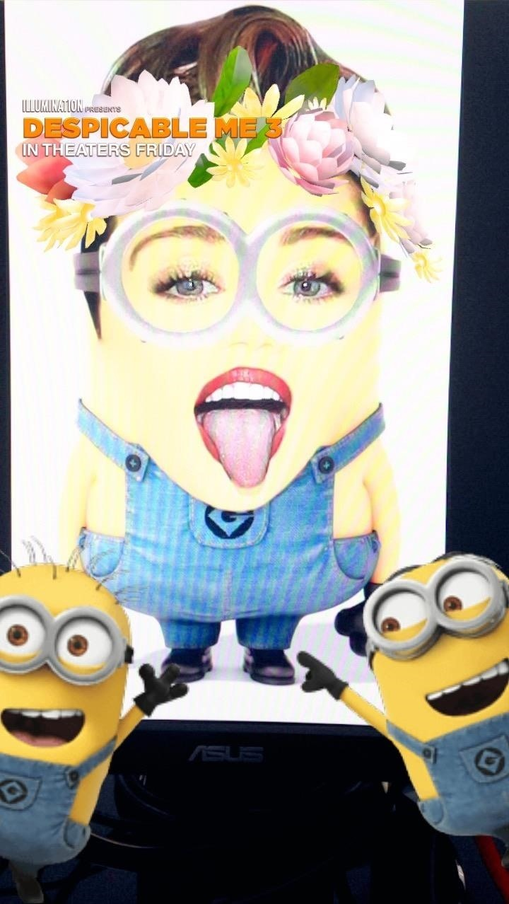 Snapchat's Newest AR Lenses Bring Out the Minion in All of Us