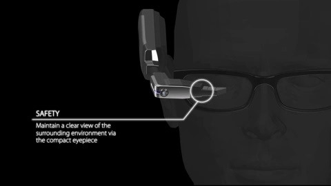 Olympus Muscles in on Google Glass Territory with Enterprise AR Smartglasses