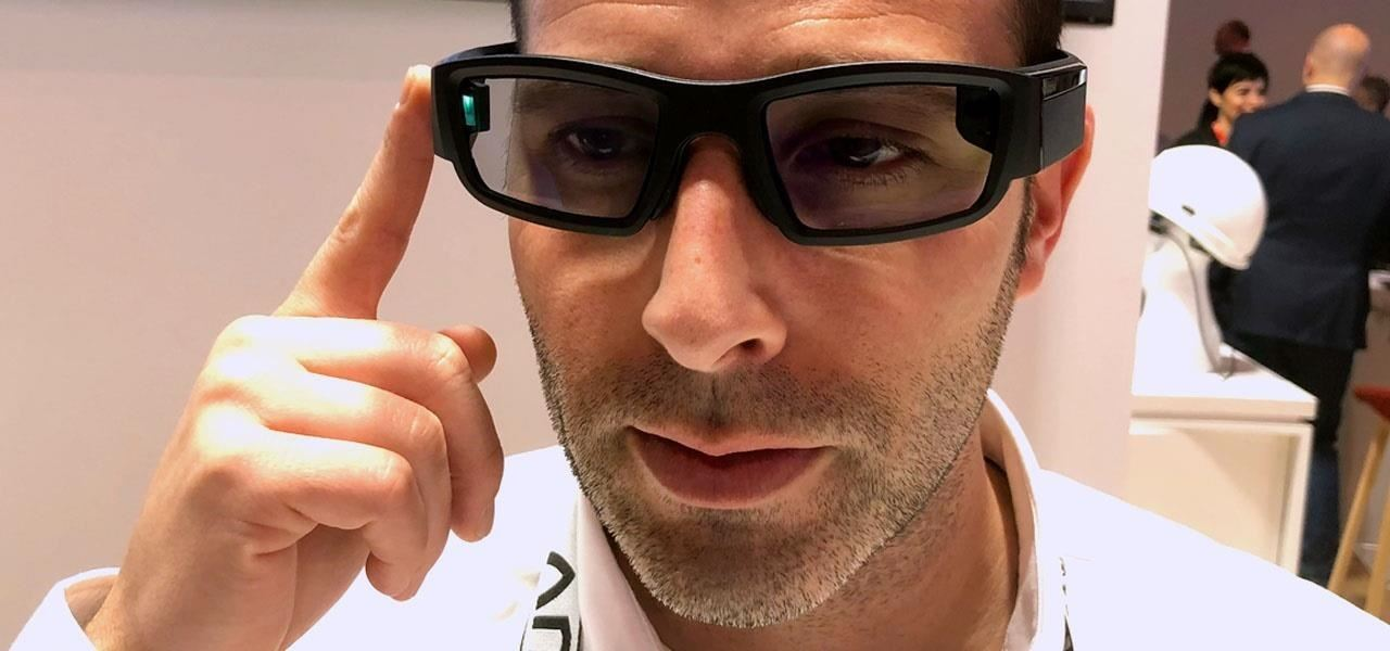 The future of Apple Augmented Reality Smartglasses and the Android copies that follow