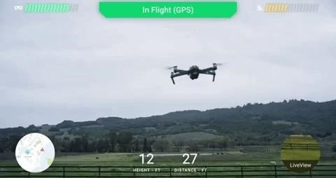 Epson Launches AR App to Control DJI Drones via Moverio Smartglasses