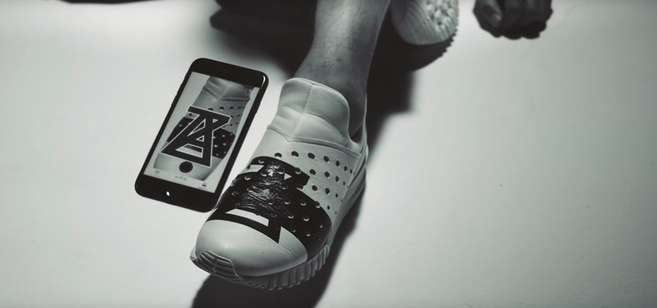 AR Sneakers Are a Thing Now