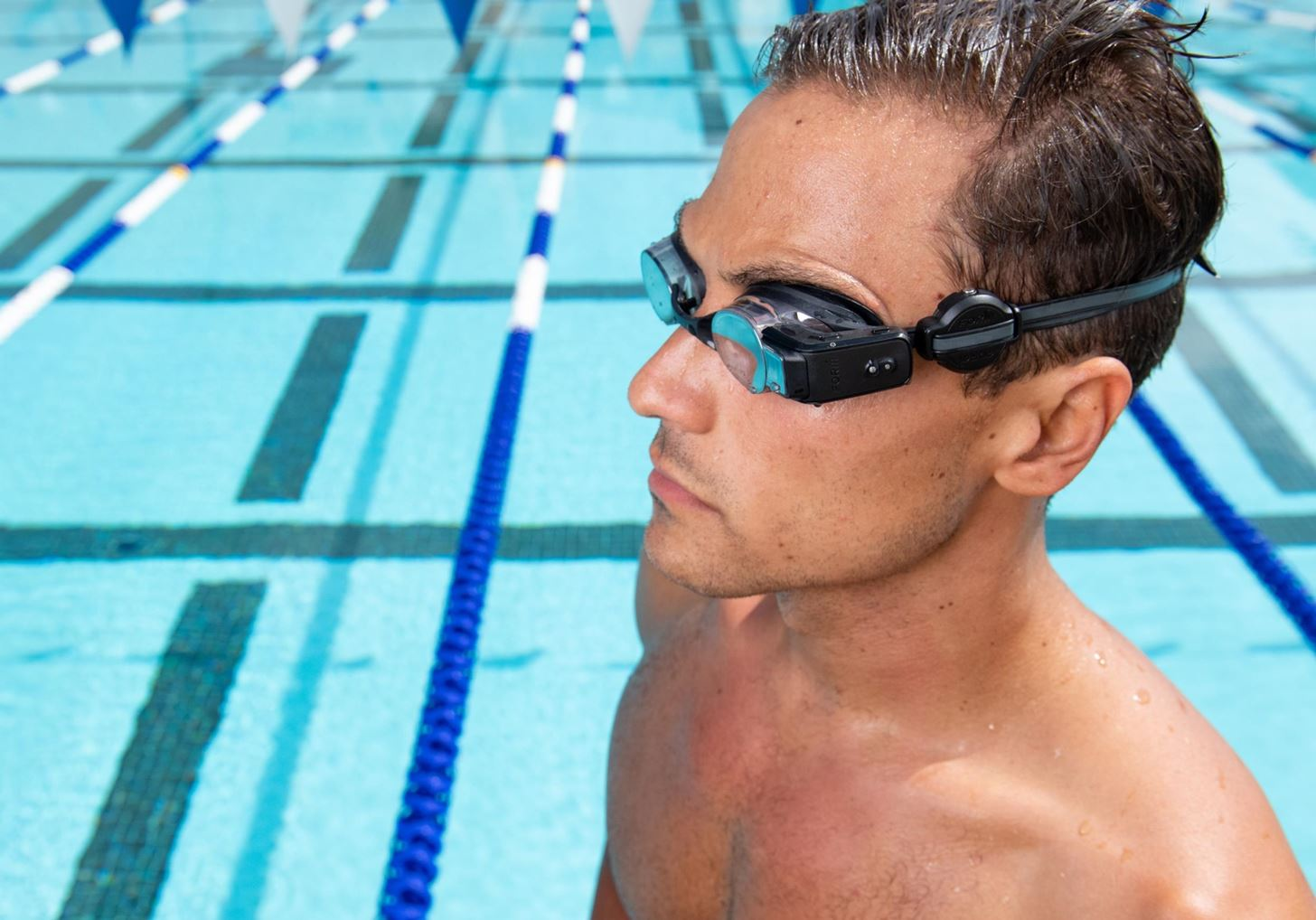 Hands-On: Form Smart swimming goggles Hit the Mark for Aquatics Athletes