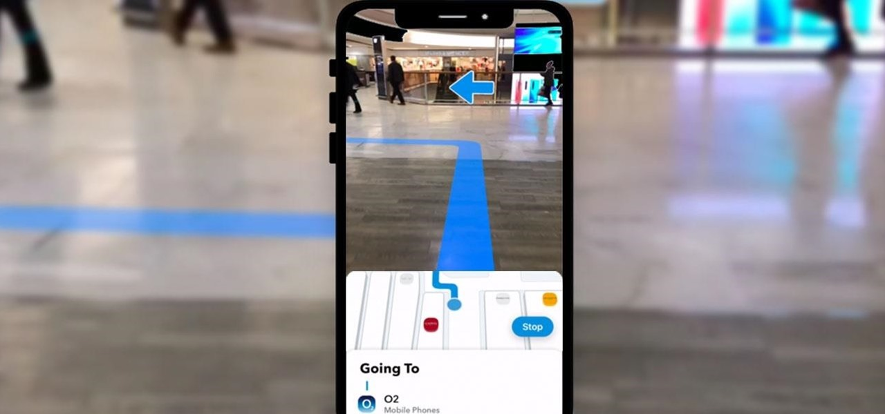 Computer Vision Startup Dent Reality Offers SDK to Create AR Navigation Apps for Malls & Airports