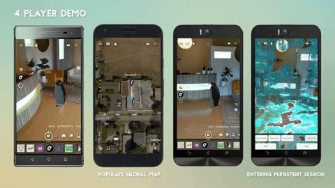 Startup YOUAR Demos Persistent, Cross-Platform AR Experiences via ARKit & ARCore