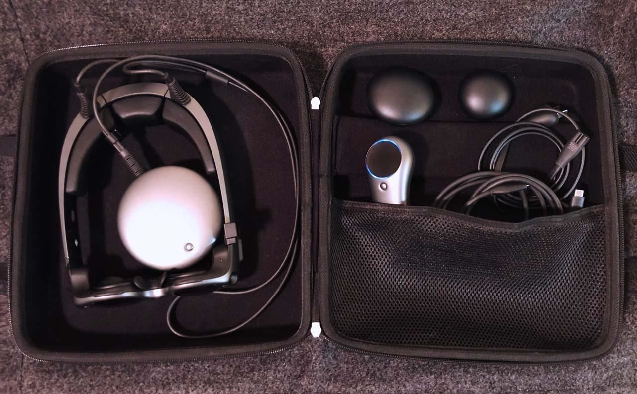 Storing & Transporting Magic Leap One Safely Works with This Affordable VR Case