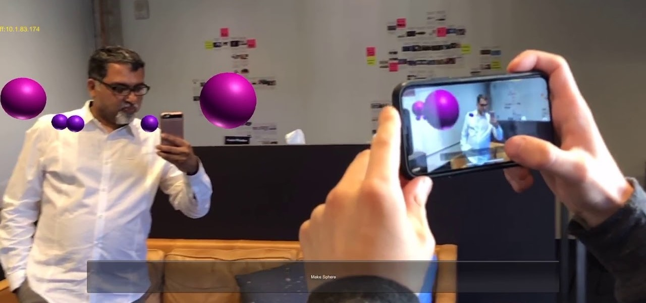 Unity Gives Developers the Keys to ARKit 2 0 Capabilities via