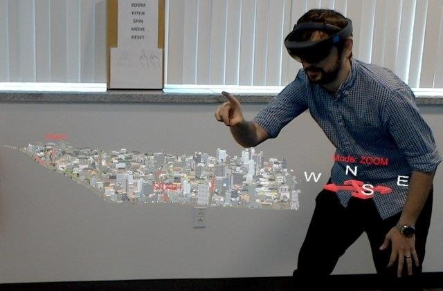 Soldiers Could Soon Use HoloLens to Plan Missions Using Interactive 3D Maps & Models