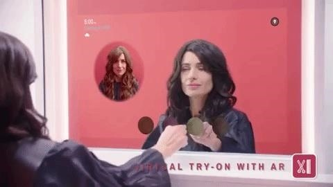 Artemis Smart Mirror Shows Off AR Vanity for Coty's Wella Professionals Salons