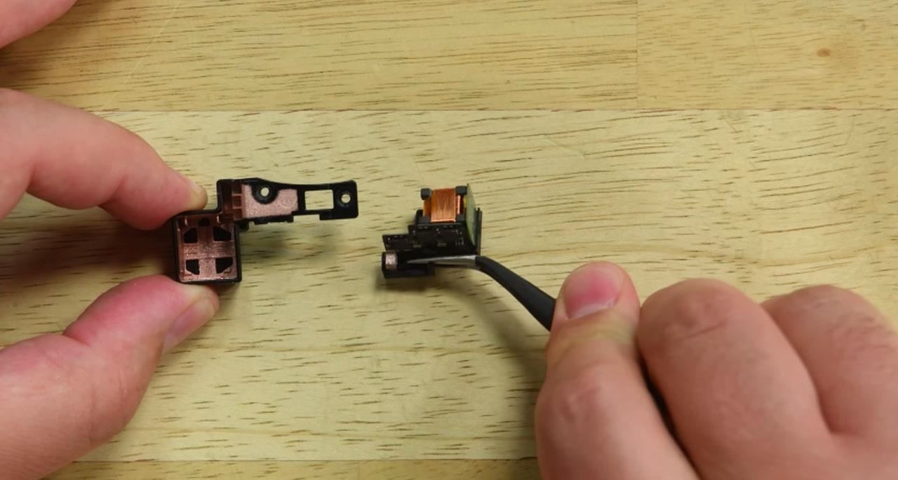 Magic Leap One Teardown Reveals Sophisticated Hardware With Shortish Wire Harness Assembly Workbench Image Via Ifixit