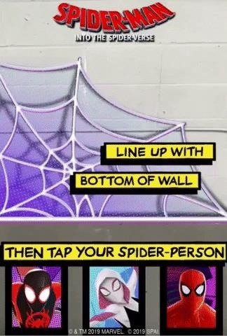 8th Wall Spins Up New 'Spider-Man: Into the Spider-Verse' Augmented Reality Experience for Blu-Ray, DVD Release
