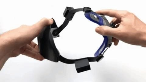 Leap Motion Update Improves Design of Project North Star Augmented Reality Headset