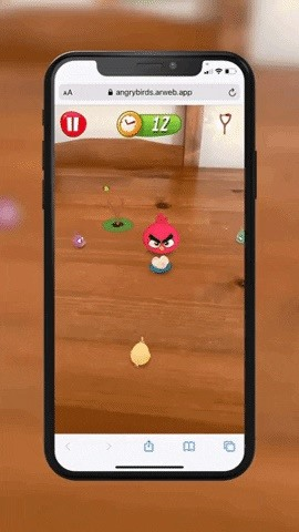 Rovio Reinvents Angry Birds as Web-Based AR Tower Defense Game for Burger King Campaign