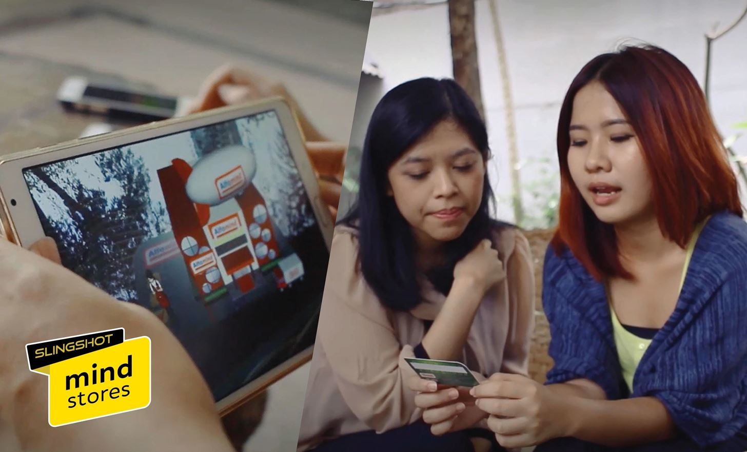 Augmented Reality Empowers Indonesian Women to Operate Online Stores