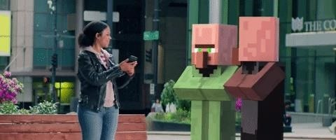 Microsoft Rejects Minecraft Enhanced Mobile Manufacturing Games 2019