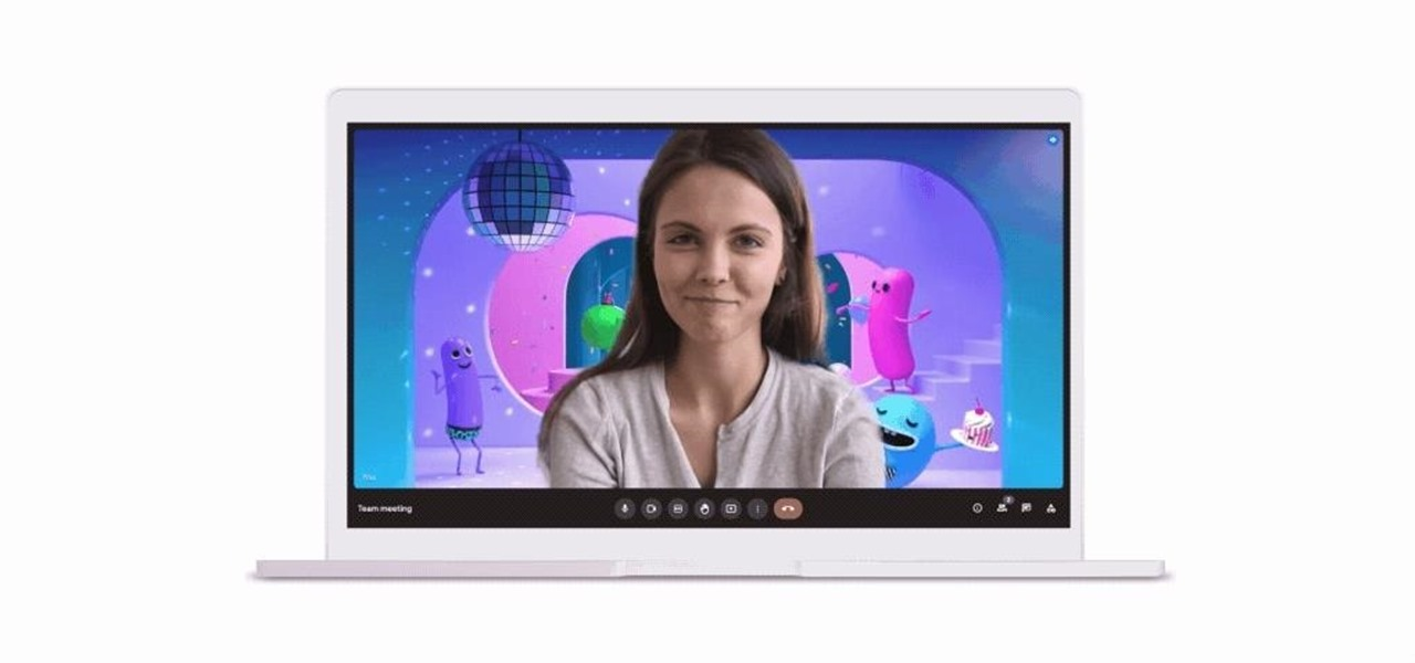 Google Gains Ground in Remote Video Race with Virtual Video Backgrounds in Google Meet
