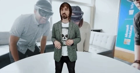 European Inventor Award Profiles Microsoft's Alex Kipman as Finalist for HoloLens