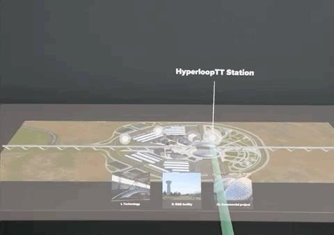 HyperloopTT Uses Magic Leap to Show How Elon Musk's Futuristic Vision of Transport Will Work in the US