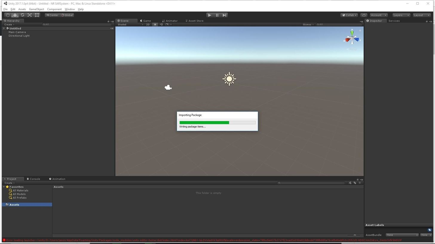 HoloLens Dev 101: Building a Dynamic User Interface for the HoloLens, Part 1 (Setup)
