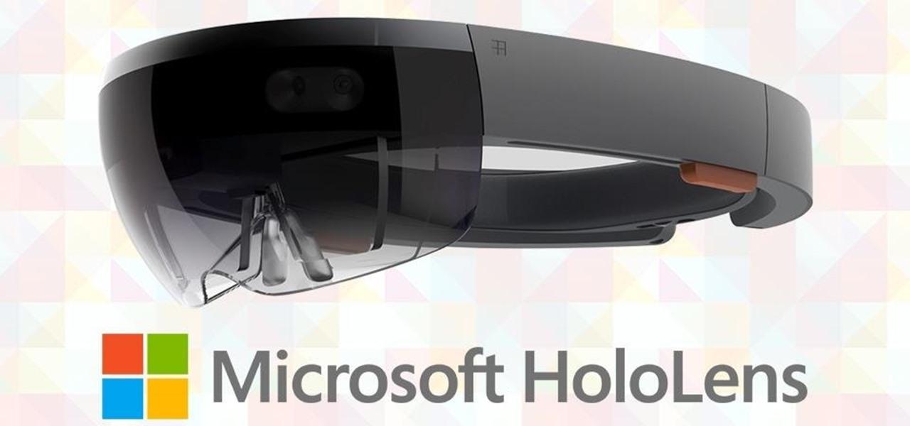 Buy a Microsoft HoloLens