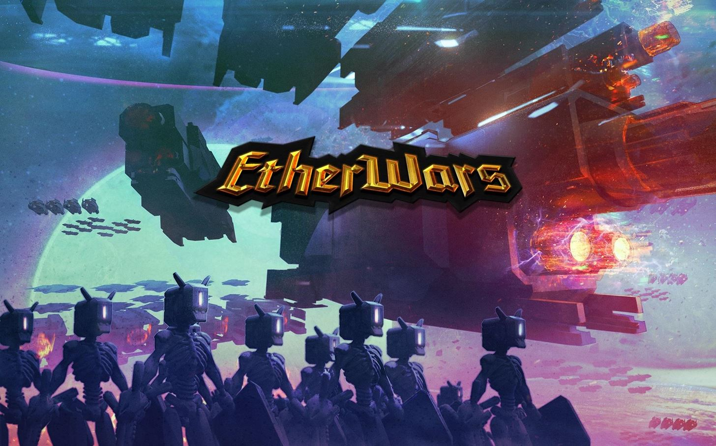 EtherWars Brings Real-Time Strategic Space Battles into the Living Room