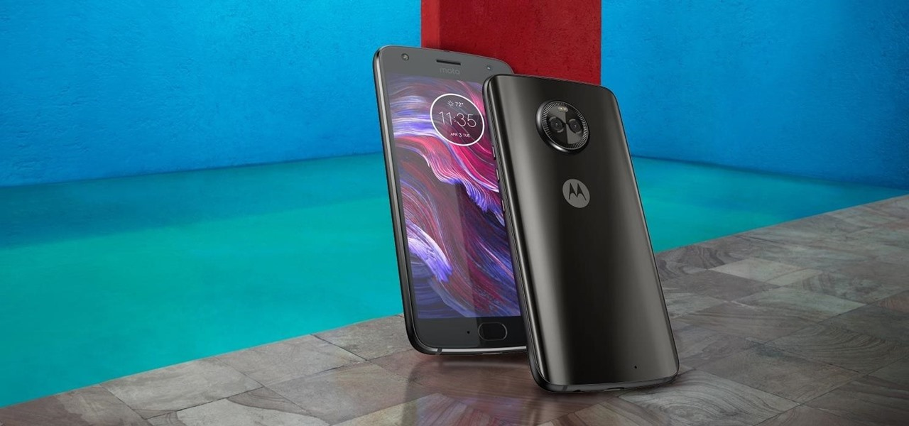 New Moto X Packs AR Features in Its Camera