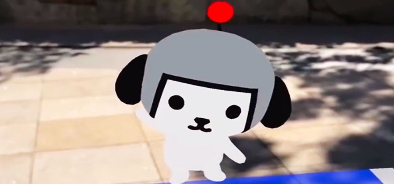 Yahoo! Japan's Maps App Unveils AR Mode with an Unbearably Cute Mascot to Guide the Way