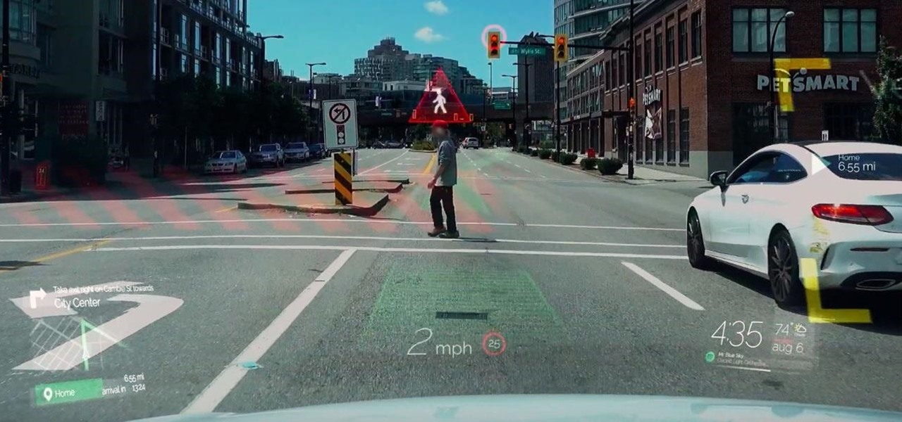 Augmented Reality Startup Phiar Paves Path to $3 Million in Seed Funding for AI-Powered Navigation Solution