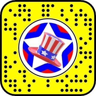 AR Snapshots: Fire Off These Snapchat AR Lenses Instead of Fireworks for the Fourth of July