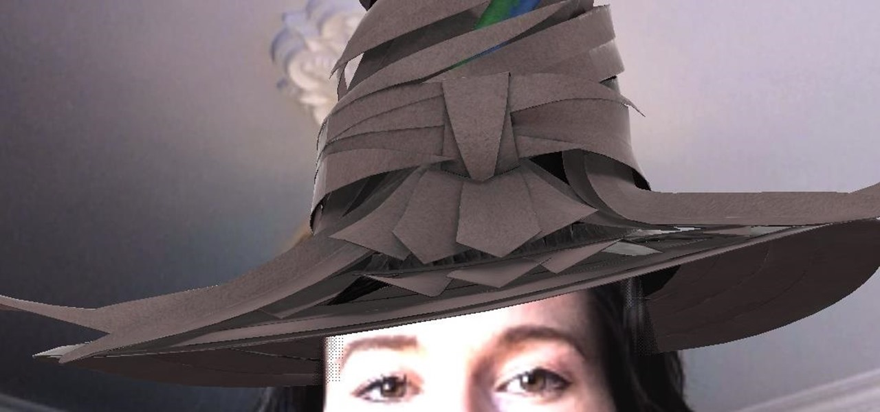 Harry Potter Fans Can Now Summon a Wizarding World Sorting Hat in Augmented Reality