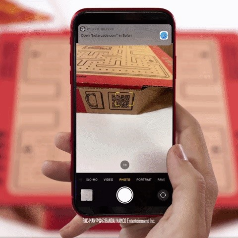 Pizza Hut Delivery Now Comes with Slice of '80s Gaming via Pac-Man in AR