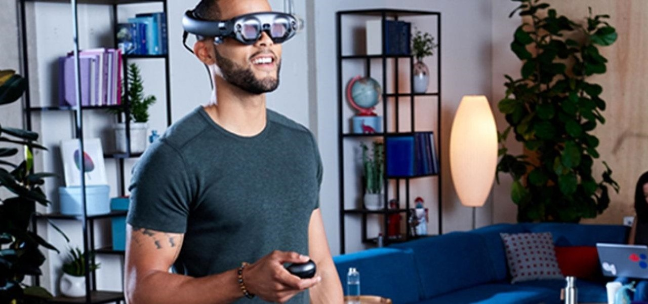 Magic Leap Lifts Curtain on Augmented Reality Experiences for Magic Leap One