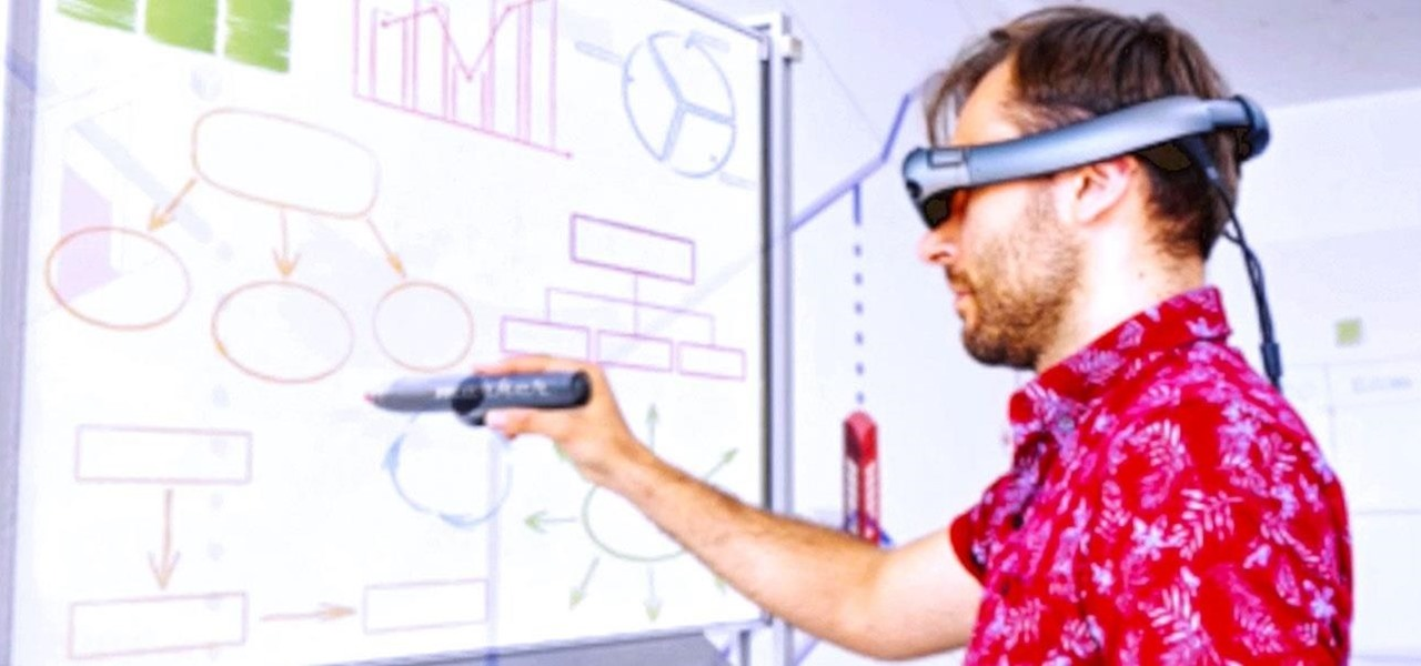 Whiteboard App For Magic Leap Lets You Share Your Strategic Genius In Augmented Reality