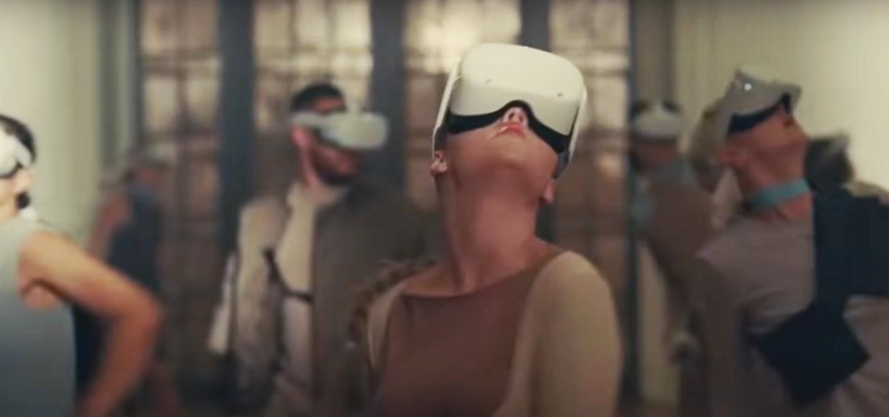 This Billie Eilish Oculus Quest 2 Video Inadvertently Offers a Peek at AR Gaming on the VR Headset