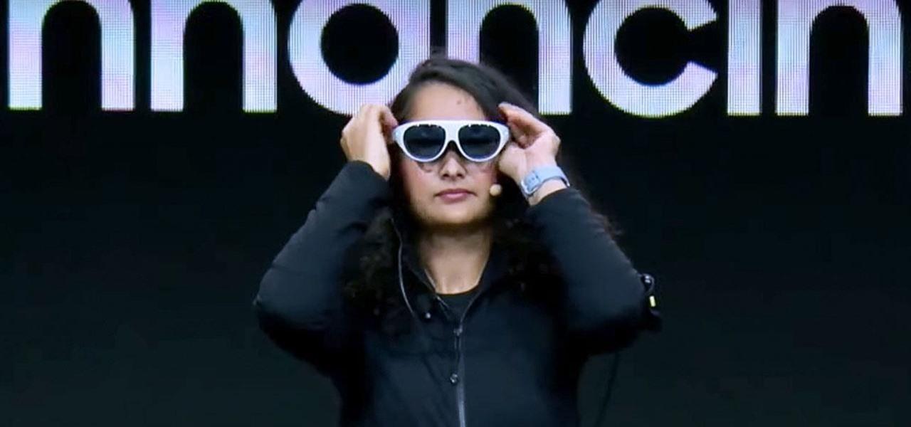 Samsung Demos AR Smartglasses, Virtual Workout Partner at CES