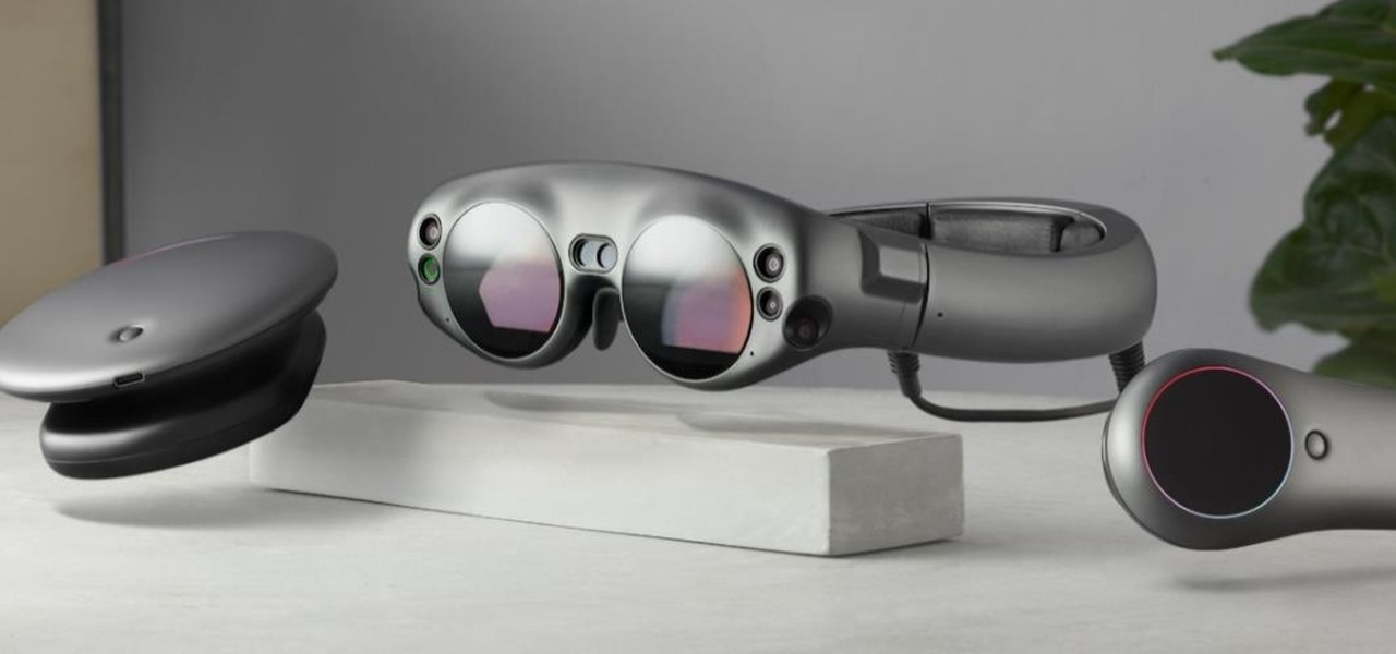 Patent Applications Offer Closer Look at Magic Leap One & How It May Work