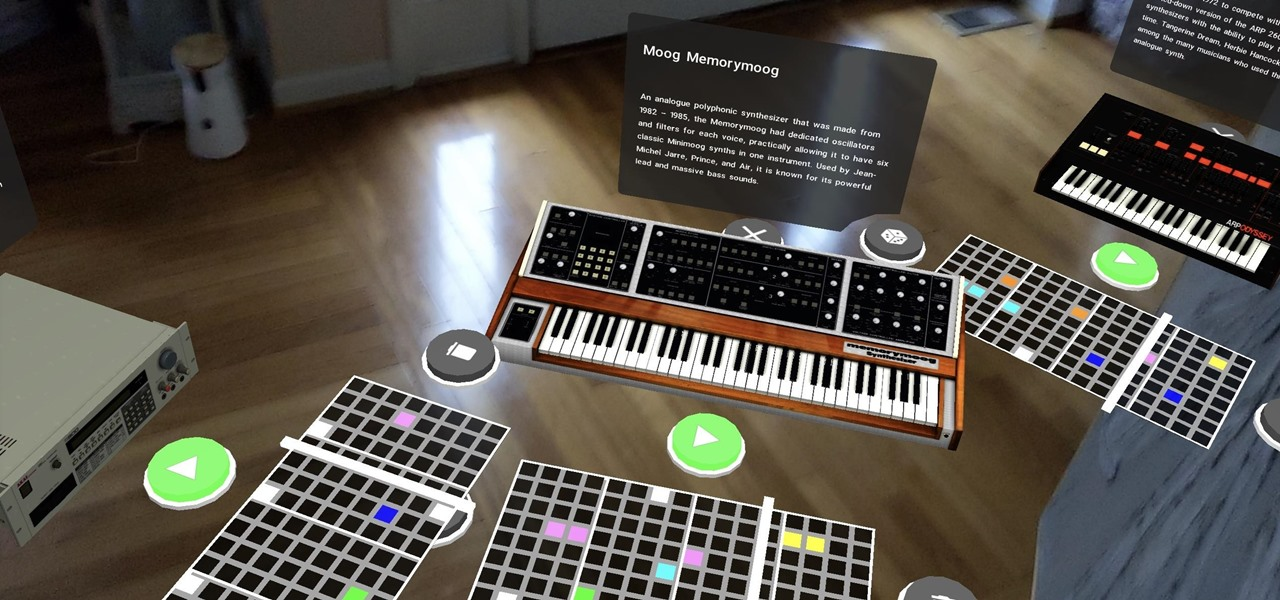 Google Arts & Culture Drops AR Synth Exhibit That You Can Play