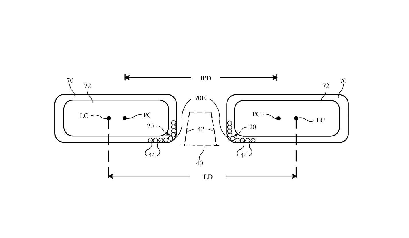 Apple Files Patent Application for Automatic AR Lens Adjustment via Proximity Sensors