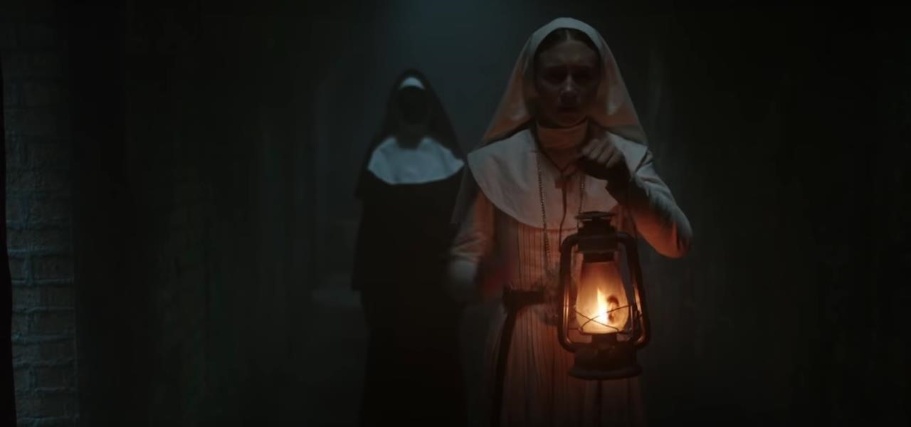 Warner Bros. Conjures 'The Nun' Snapchat AR Lens to Scare Up Ticket Sales