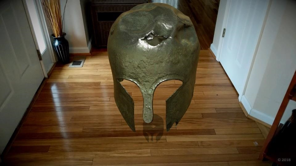 BBC Brings Ancient Artifacts into Your Living Room with Augmented Reality App for iOS & Android