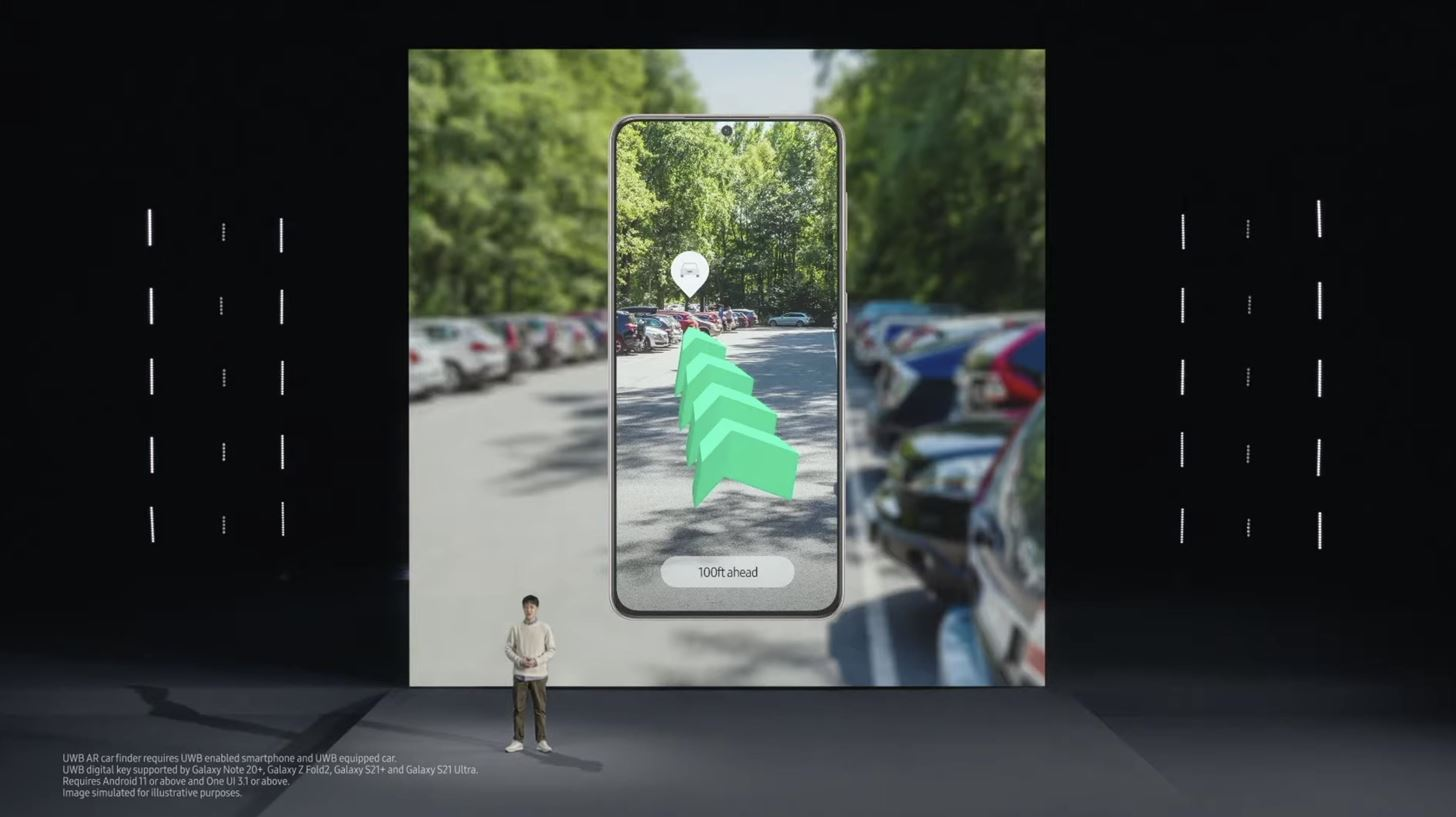 Samsung Beats Apple to the Punch with SmartTags+ & AR Finder