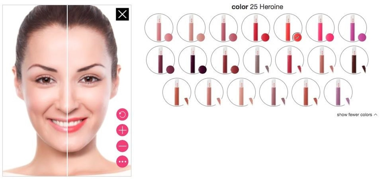 Target Taps YouCam for Augmented Reality Cosmetics Web App