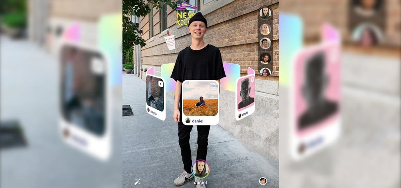 Mobile AR App Octi Evolves into Social Network via Facial Recognition Tech