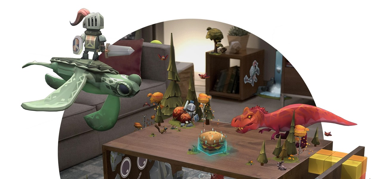 From Immersive Comics to Interactive Music, Here's What You Can Expect to Do with Magic Leap One