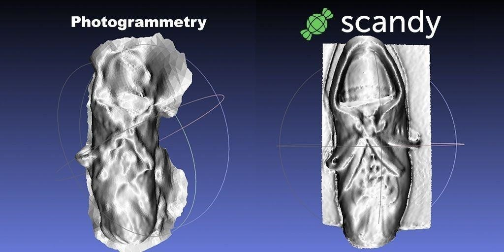 Scandy Gives Tango Owners a Taste of 3D Scanning
