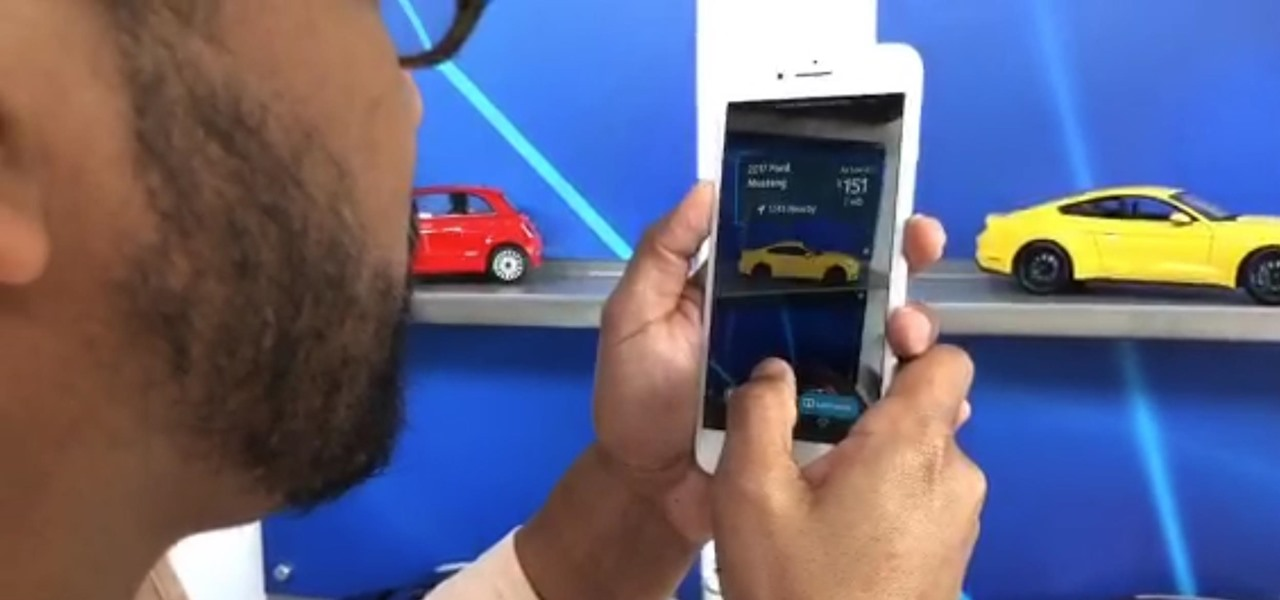 Capital One Introduces AR Features to Ease the Car-Buying Experience