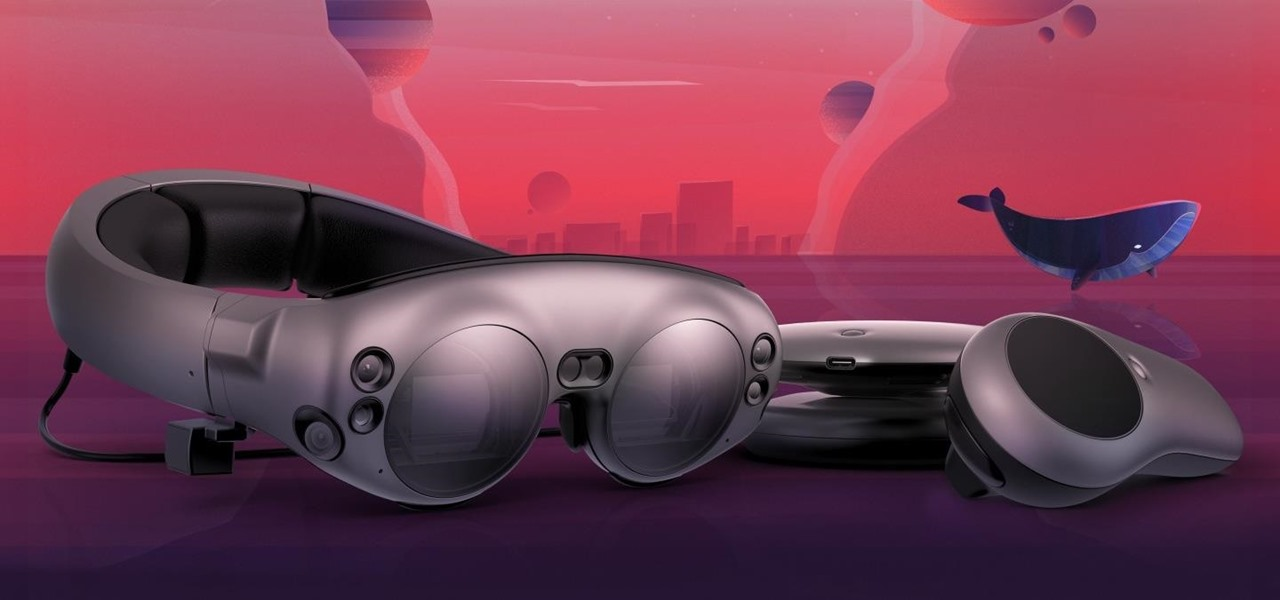 Magic Leap One Availability Expands via Third-Party Service, Snapchat Sings Shoppable AR Tune